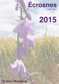 Bulletin Municipal Ecrosnes 2015